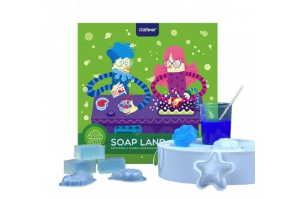 Mideer Soap Land