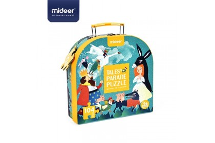 Mideer Tales Parade Puzzle