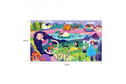Mideer Sleeping Beauty Puzzle