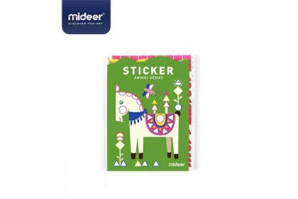 Mideer Sticker Animal Series