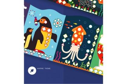 Mideer Sticker Ocean Series