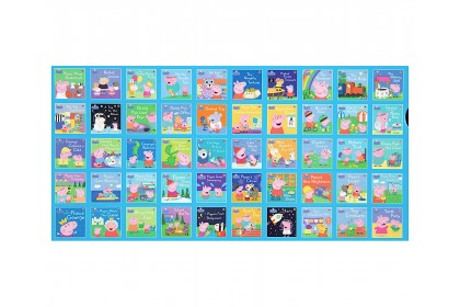 The Ultimate Peppa Pig Collection (50 books)