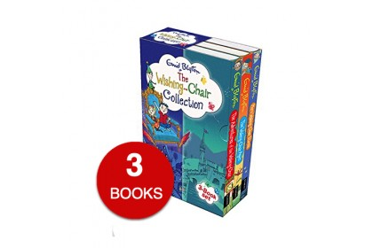 Enid Blyton The Wishing-Chair Collection (3 books)