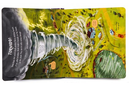 Usborne Look Inside Collection 2 (6 books)