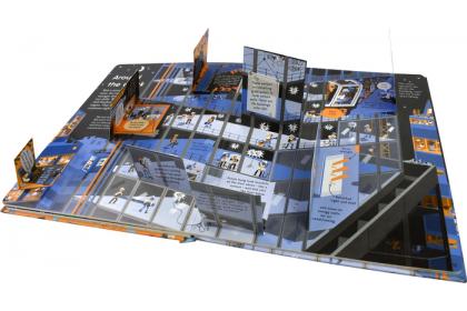 Usborne Lift-the-Flap Construction & Demolition