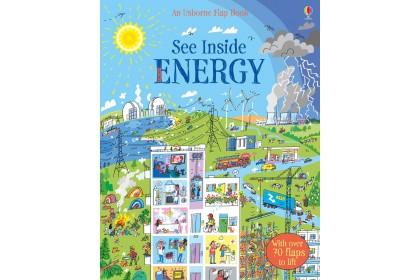 Usborne See Inside Energy