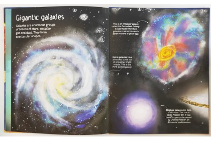 Usborne Big Book Of Stars And Planets
