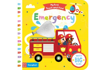Emergency (Campbell My First Touch and Find Series)