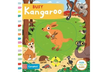 Busy Kangaroo (Campbell Busy Book Series)