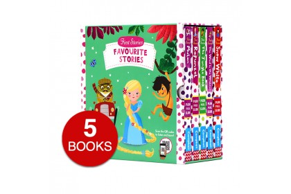 Favourite Stories Collection (Campbell First Stories Series)(5 books) (GREEN SET)