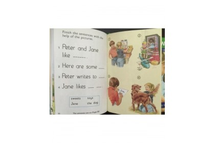 Ladybird Key Words with Peter and Jane (partial set)
