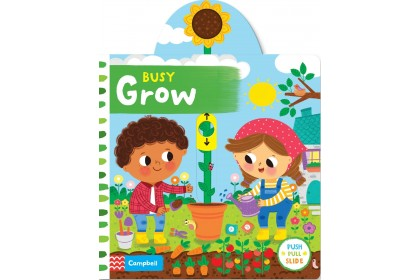 Busy Grow (Campbell Busy Book Series)