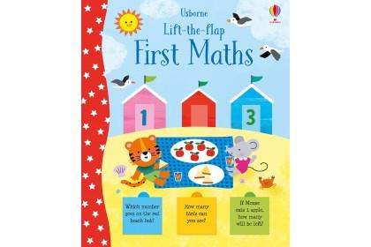 Usborne Lift-the-Flap First Maths
