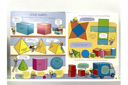 Usborne Lift-the-Flap Maths & Shapes