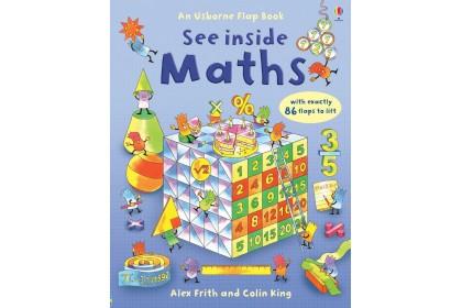 Usborne See Inside Maths