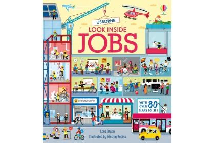 Usborne Look Inside Jobs