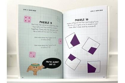 Mensa Train Your Brain Collection (7 books)