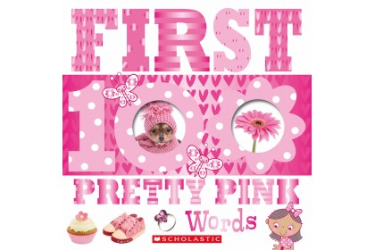 First 100 Pretty Pink Words