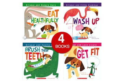 My Healthy Habits Collection (4 books)