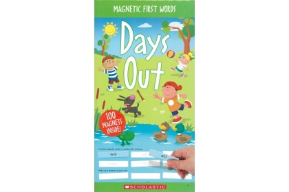Magnetic First Words: Days Out