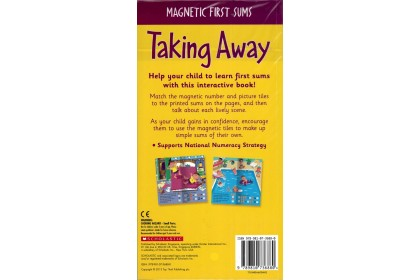 Magnetic First Sums: Taking Away