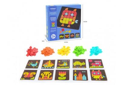 Mideer Mosaic Pattern Game