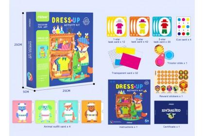 Mideer Dress-Up Activity Kit