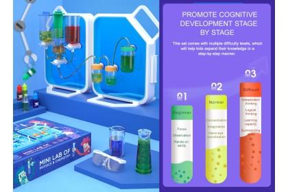 Mideer Mini Lab Physics & Chemistry
