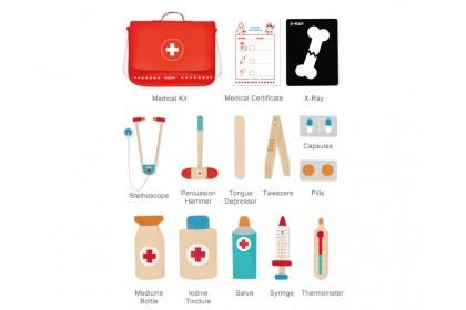 Mideer My First Aid Kit Set