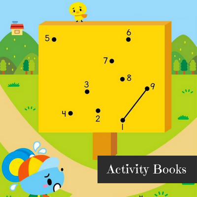 Activity Books / Flashcards